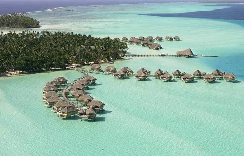 Le Taha'a a Island Resort & Spa - Hotel - 0