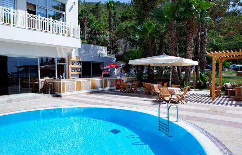 Fantasia Hotel Marmaris - Pool - 12