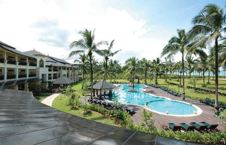 Khaolak Orchid Beach Resort - Pool - 2