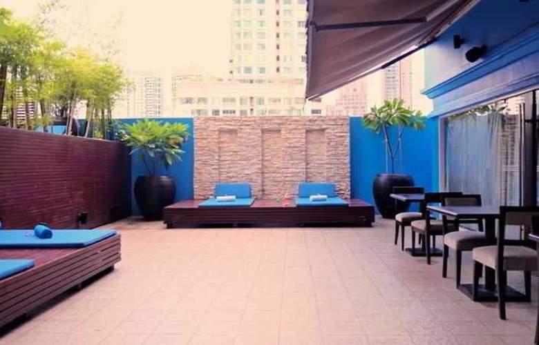 Marvel Bangkok - Pool - 7