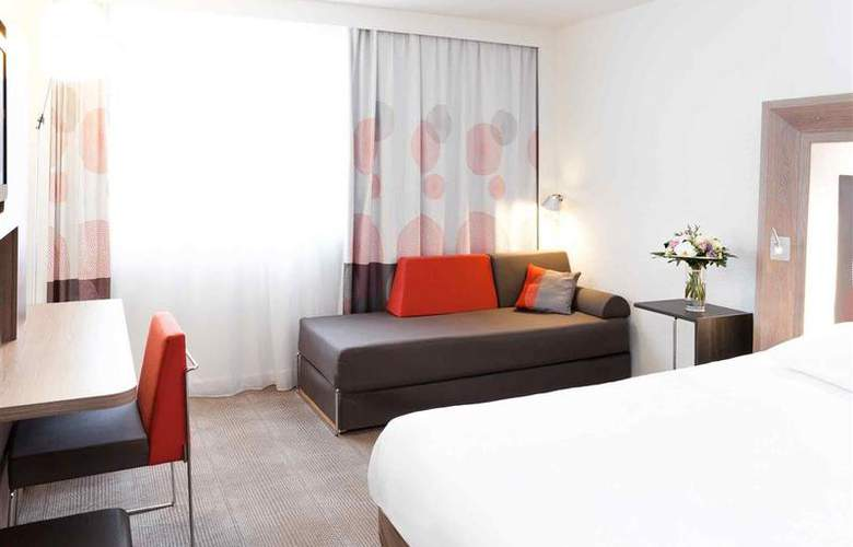 Novotel Rennes Alma - Room - 36