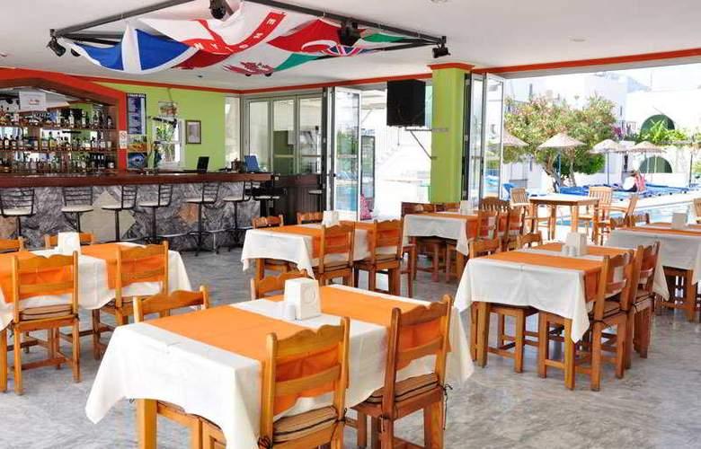 Dilek Hotel & Apartments - Restaurant - 10