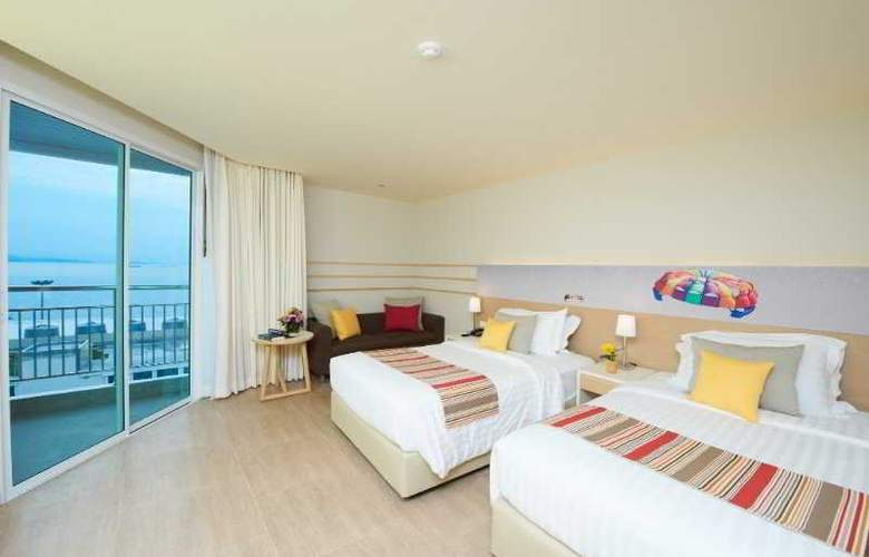 Pattaya Seaview Hotel - Room - 2