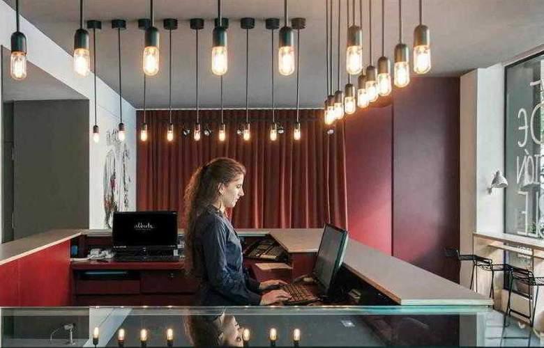 Mercure Barcelona Condor - Hotel - 8