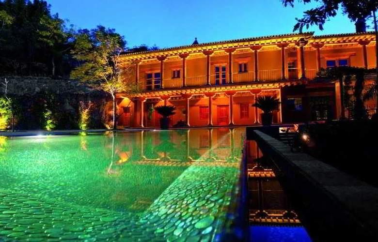 Hacienda Ucazanaztacua - Pool - 8