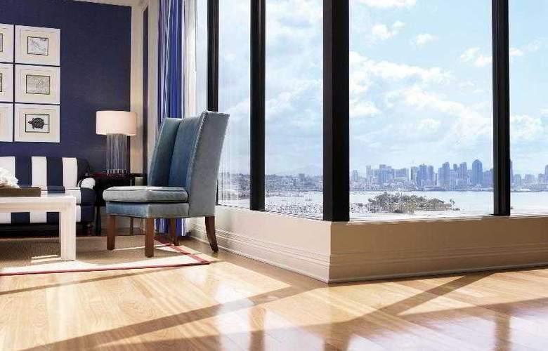 Sheraton San Diego Hotel & Marina - Room - 41