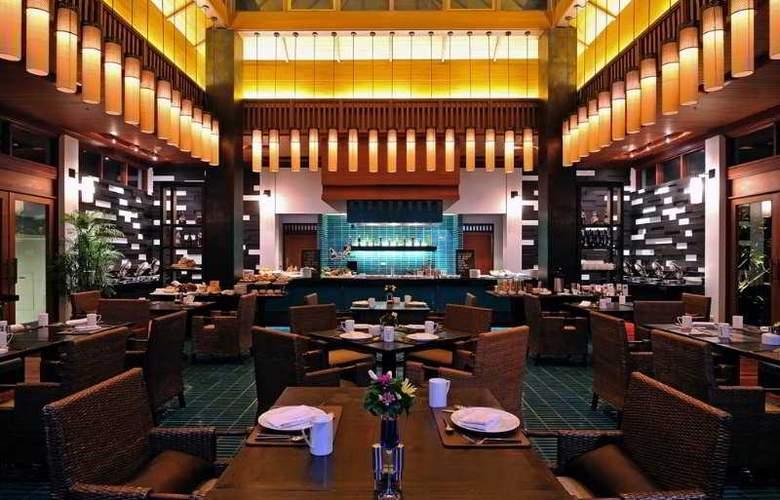 JW Marriott Phuket Resort & Spa - Restaurant - 9