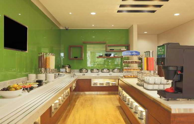 Holiday Inn Express Semarang Simpang Lima - Restaurant - 3