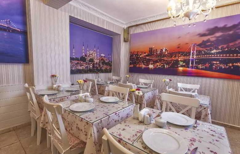 Miran Hotel - Restaurant - 10
