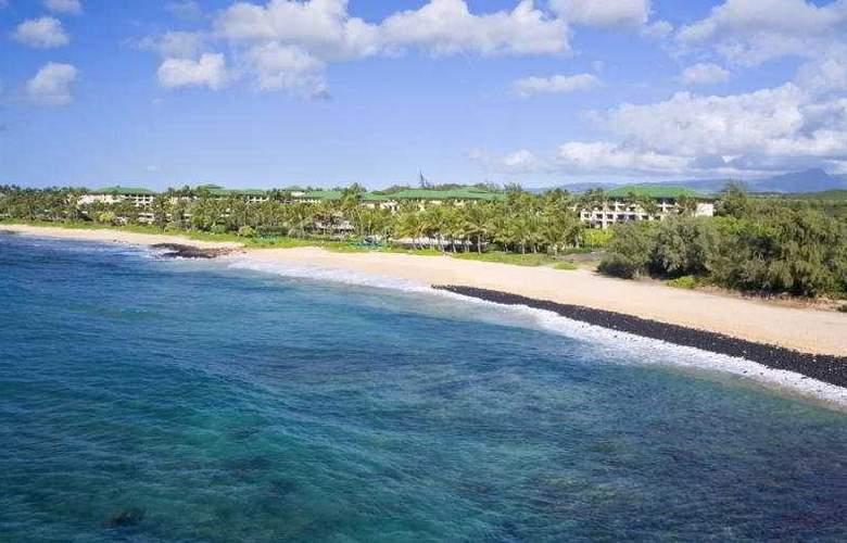 Grand Hyatt Kauai Resort & Spa - Beach - 7