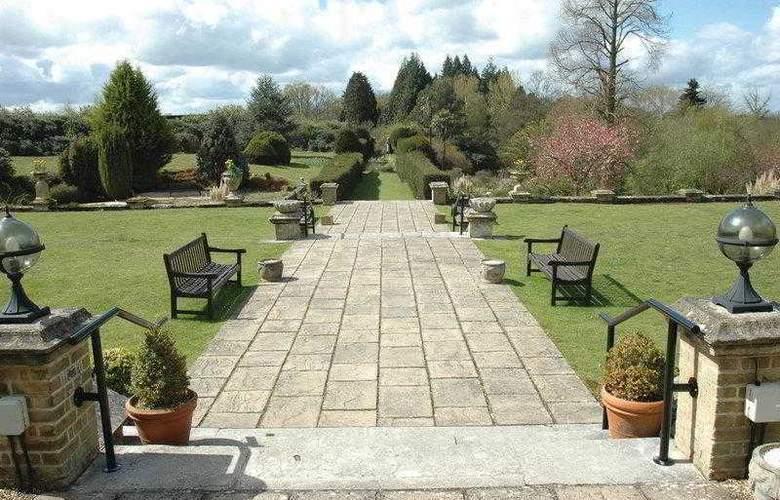 Best Western Chilworth Manor Hotel - Hotel - 31