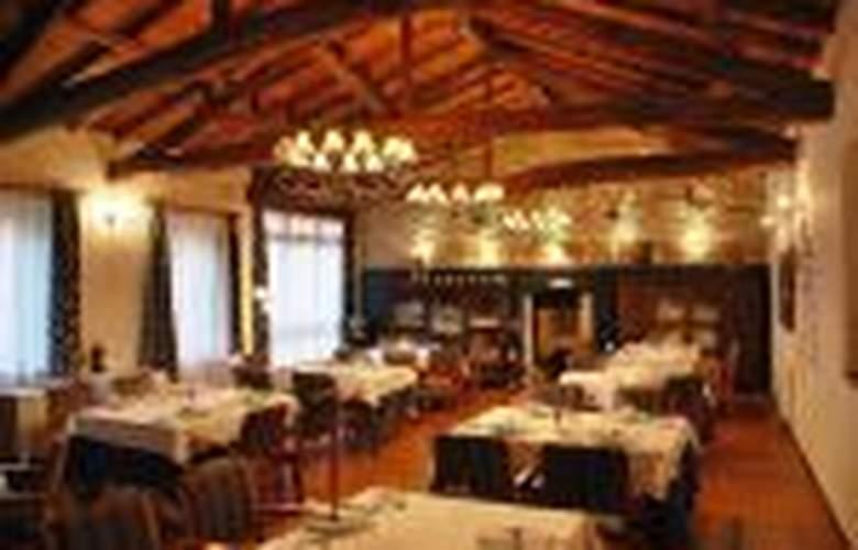Aldea Rural Couso Galan - Restaurant - 2
