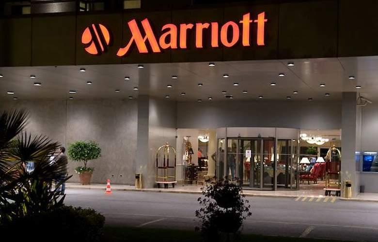 Lisbon Marriott - Hotel - 7