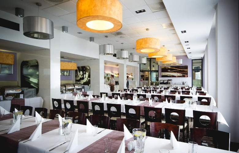Park Hotel Diament Wroclaw - Restaurant - 25