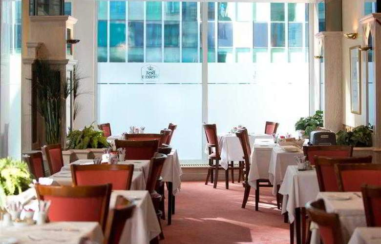 Best Western Royal Centre - Restaurant - 11