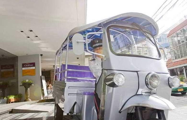 Citadines Sukhumvit 11 Bangkok - Hotel - 2