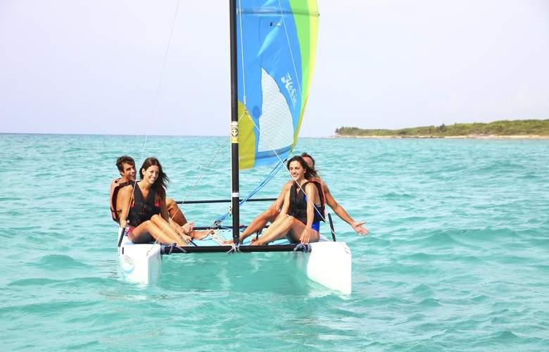 Sandos Playacar Beach Experience Resort - Sport - 20