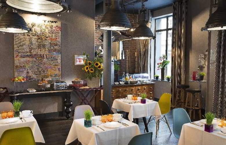 Fabric Hotel - Restaurant - 3