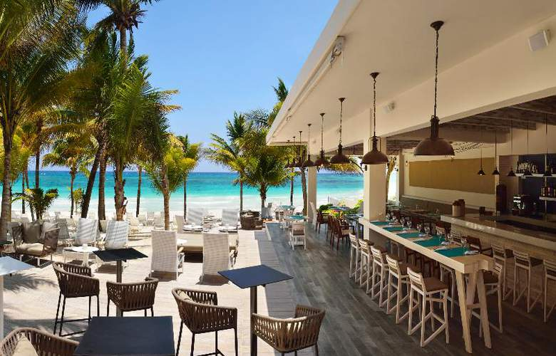 Catalonia Royal Tulum Beach & Spa Resort  - Terrace - 6