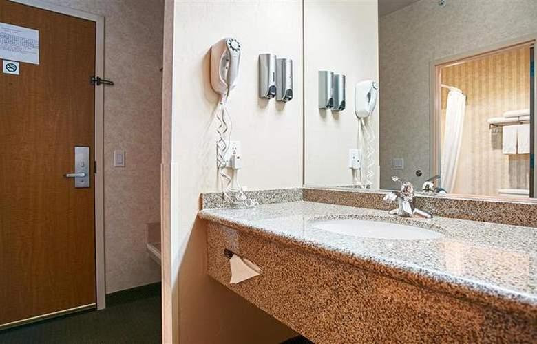 Best Western Plus Twin Falls Hotel - Room - 133