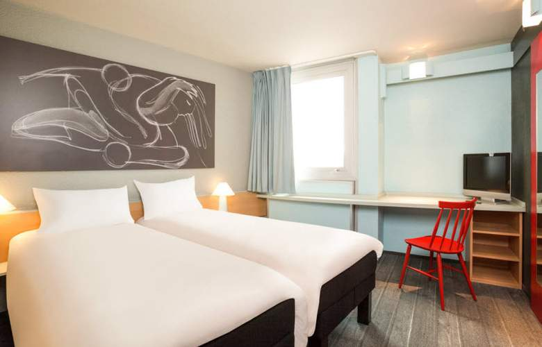 Ibis Paris Gennevilliers - Room - 10