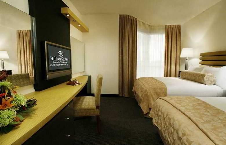 Hilton Suites Toronto Markham - Room - 3