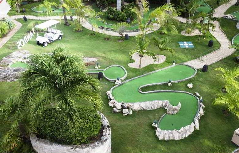 Sandos Playacar Beach Experience Resort - Sport - 27