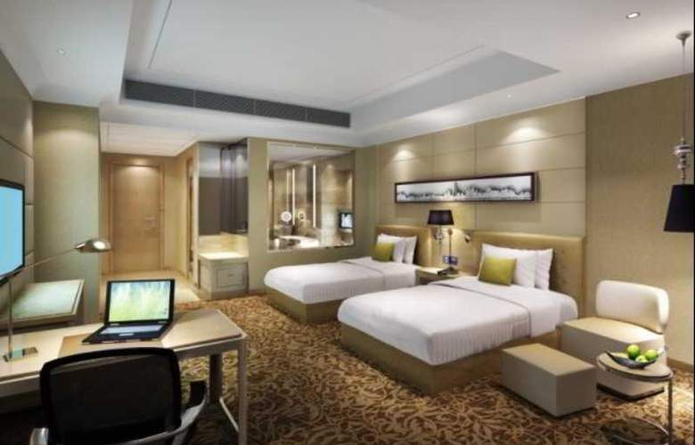 Doubletree by Hilton Guangzhou - Room - 2