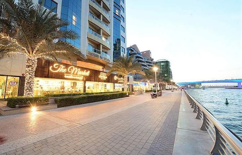 Pearl Marina Hotel Apartments - Hotel - 3