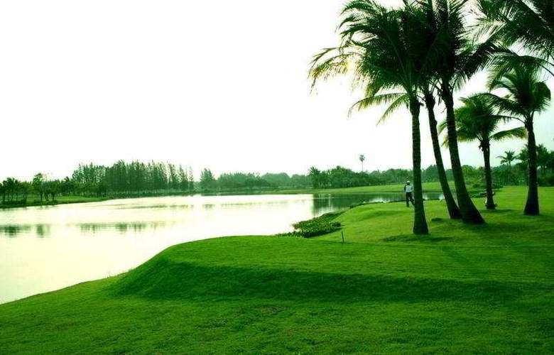 Water Land Golf Resort & Spa Phitsanulok - Sport - 6