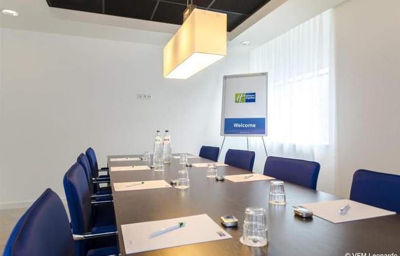 Holiday Inn Express Rotterdam-Central Station - Conference - 4