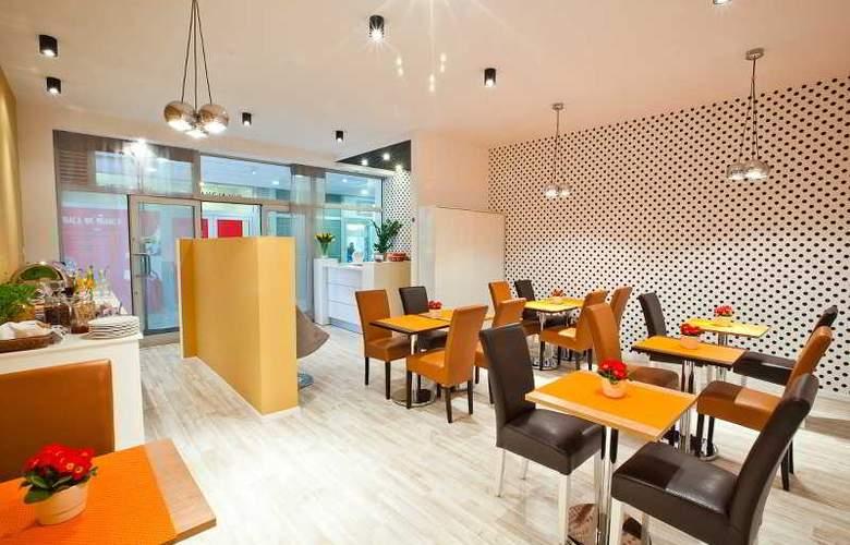 Platinum Palace Serviced Apartments Poznan - Restaurant - 11