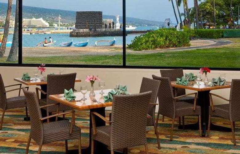 Courtyard by Marriott King Kamehameha's Kona Beach - Restaurant - 10