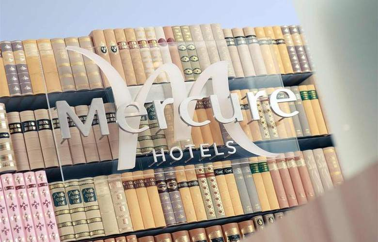Mercure Hannover City - Hotel - 53