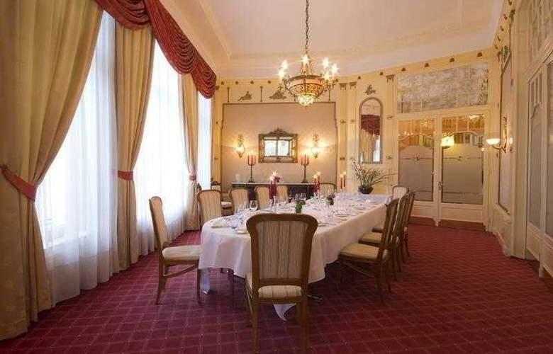 Best Western Plus Hotel Mirabeau - Hotel - 10