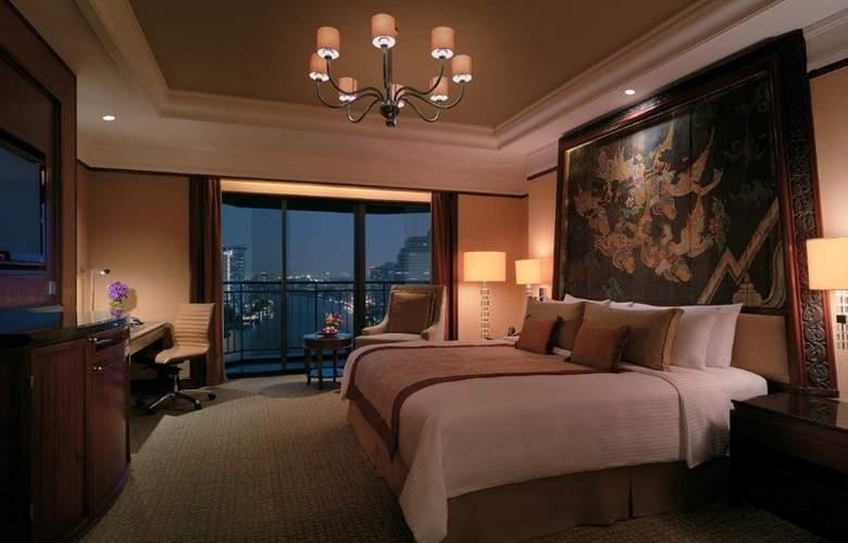 Shangri-La Bangkok - Room - 7
