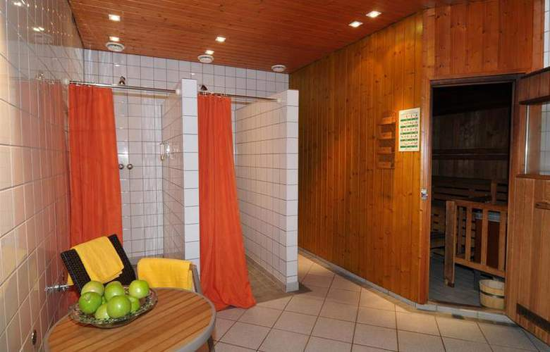 Best Western Leoso Hotel Leverkusen - Sport - 91