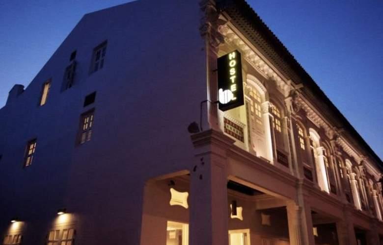 Bunc@Radius Hostel - Hotel - 4