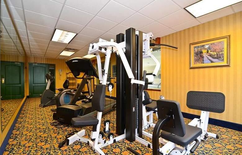 Best Western Executive Inn & Suites - Sport - 160