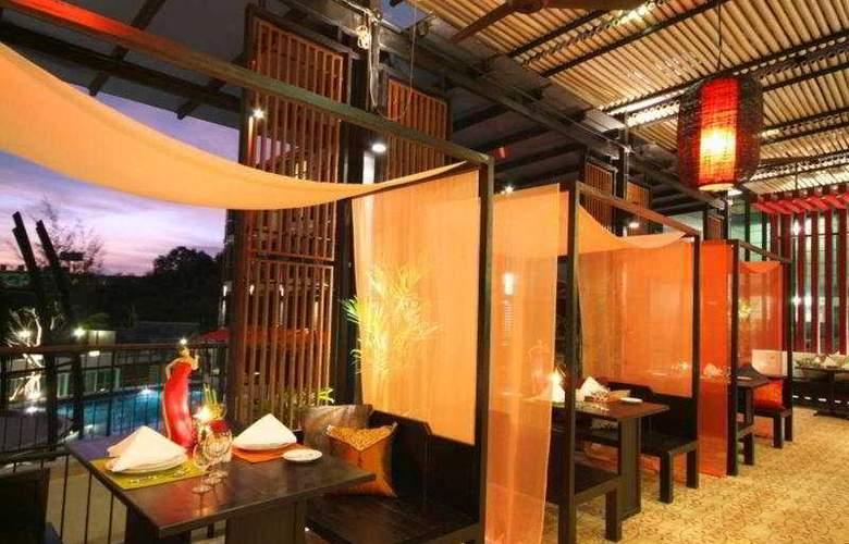 Red Ginger Chic Resort - Restaurant - 12
