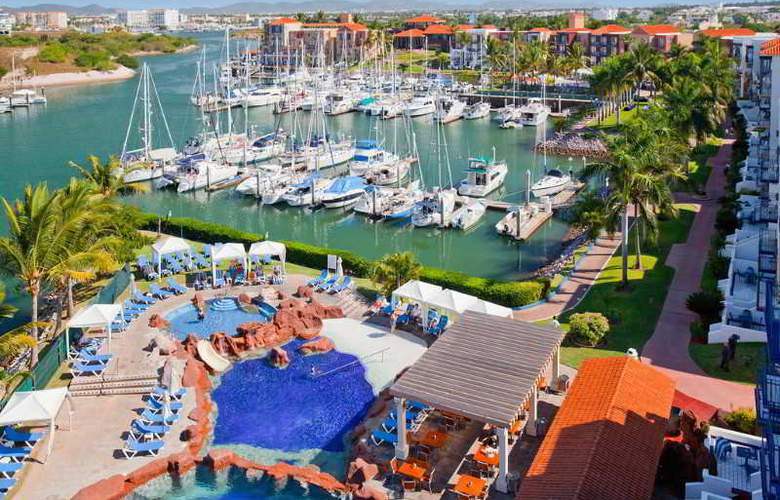 El Cid Marina Beach Hotel - General - 1