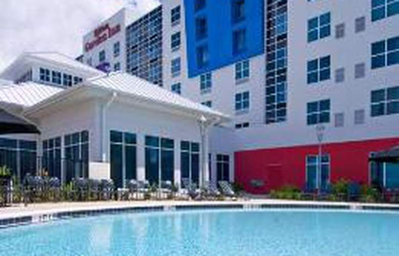 Hilton Garden Inn Tampa Airport Westshore - Sport - 2
