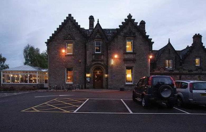 Best Western Lochardil House - Hotel - 27