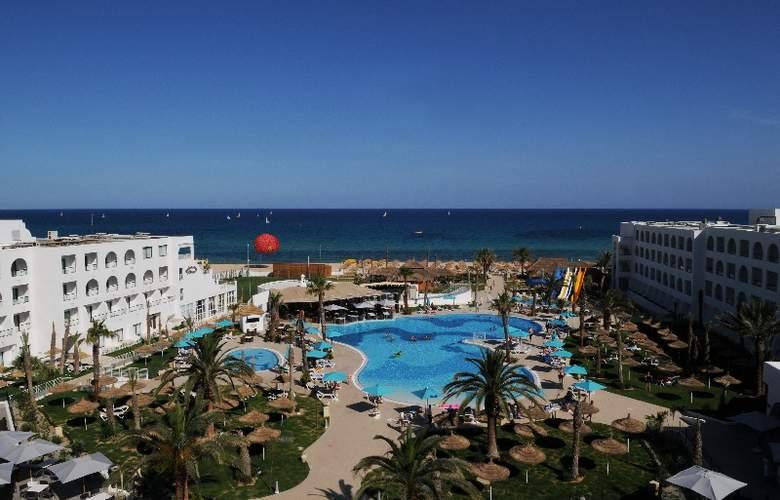 Vincci Nozha Beach & Spa - Hotel - 9
