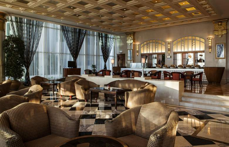 Hilton Sharjah - Bar - 3