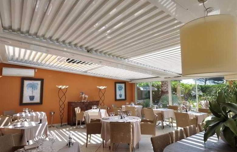 Best Western Hotel Montfleuri - Hotel - 55
