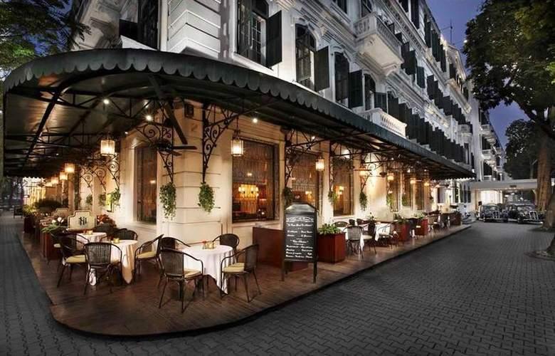 Sofitel Legend Metropole Hanoi - Bar - 30