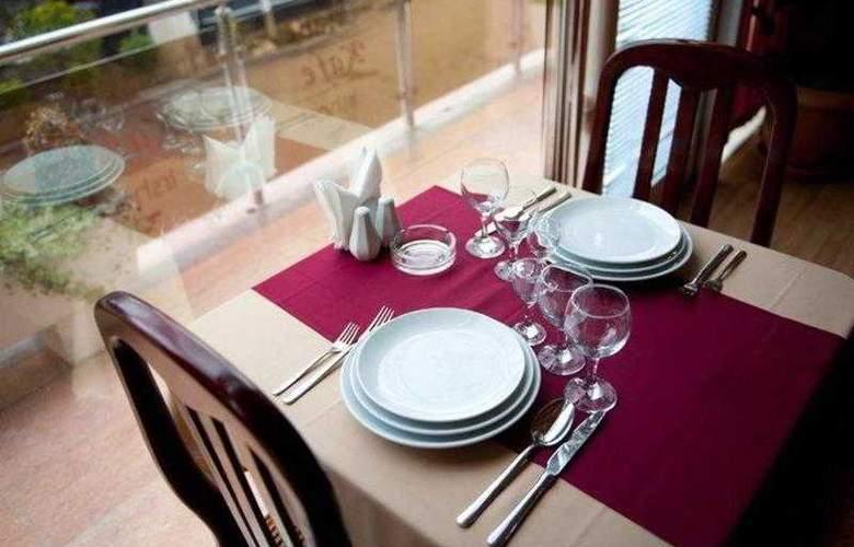 Irshad Hotel - Restaurant - 3
