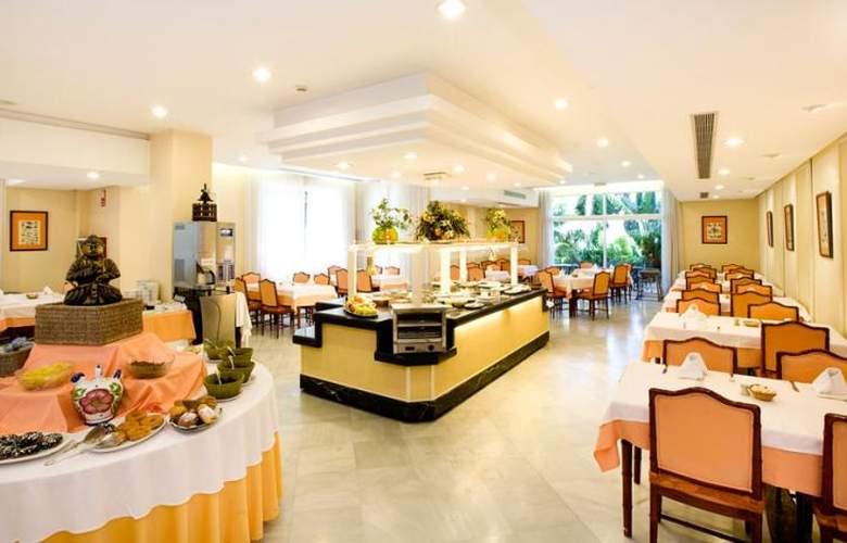 Monarque Sultan Aparthotel - Restaurant - 4