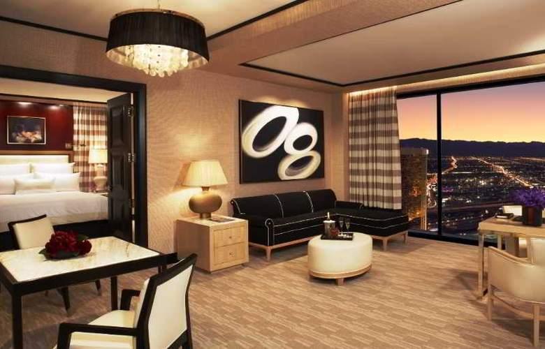 Encore at Wynn Las Vegas - Room - 12